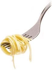 pasta-fork