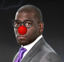 jamal clown